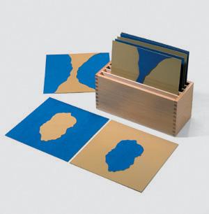 wolf schulausstattung geographie karten land wasser kasten. Black Bedroom Furniture Sets. Home Design Ideas