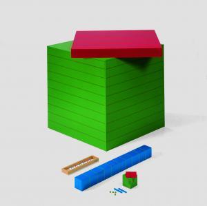 Montessori zahlenkarten